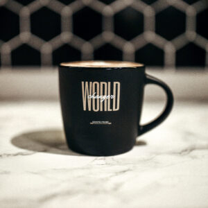 "Gospeltribe Tasse ""World Changer"""